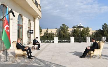 """Prezident İlham Əliyev: """"Avropa İttifaqı ilə Azərbaycan arasında indi çox yüksək səviyyəli tərəfdaşlıq mövcuddur"""""""