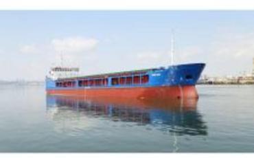 """""""Rəsul Rza"""" gəmisi təmirdən sonra xarici sulara yola salınıb"""