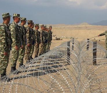 Naxçıvanda manqa komandirləri ilə toplantı keçirilib