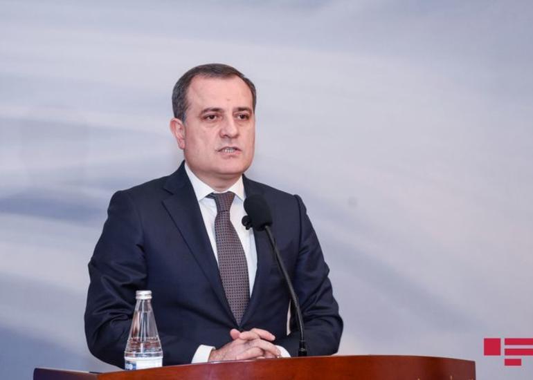 Gürcüstanın Baş Naziri Ceyhun Bayramovu qəbul edib