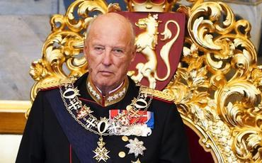 Norveç kralı xəstəxanaya yerləşdirilib