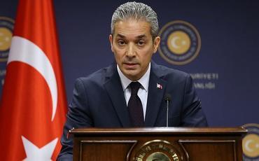 Türkiyə XİN: Ermənistanın mülki insan tələfatına səbəb olan hücumunu qətiyyətlə pisləyirik