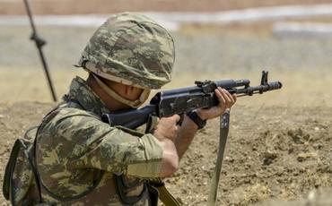 """""""Silahlı Qüvvələrimizin QƏLƏBƏ əzminə bütün varlığımızla inanırıq"""""""
