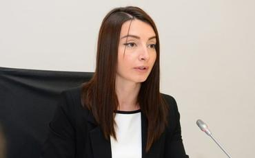 Leyla Abdullayeva: Biz beynəlxalq ictimaiyyəti Ermənistan rəsmisinin bu irqçi və şovinist açıqlamasını pisləməyə çağırırıq