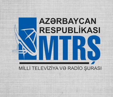 Milli Televiziya və Radio Şurası bəyanat yaydı