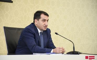 """Azərbaycan Prezidentinin köməkçisi: """"Bu, Vətən Müharibəsidir"""""""