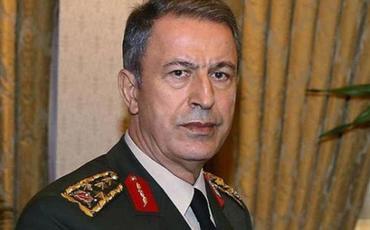 """Hulusi Akar: """"Ermənistan muzdlu hərbçiləri, terrorçuları geri göndərməlidir"""""""