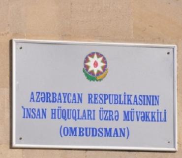 Ombudsman Ermənistan silahlı qüvvələrinin atəşkəs rejimini pozması nəticəsində mülki əhalinin qətlə yetirilməsinə etiraz bəyanatı yayıb
