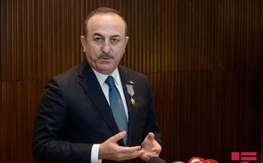 """Türkiyə XİN başçısı: """"ATƏT Azərbaycanla Ermənistanı bərabər tutmamalıdır"""""""