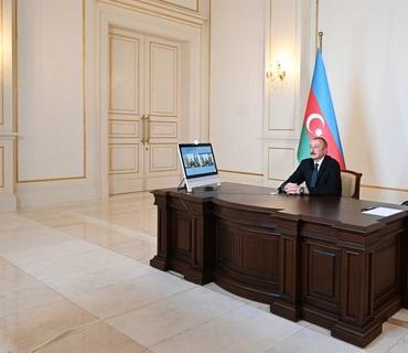 Azərbaycan Prezidenti Rusiya ictimaiyyətini aldatmaq istəyən erməni yalan maşınını sıradan çıxardı