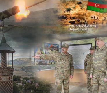 İkiqat zəfər: Prezidentimiz siyasi arenada, Ordumuz isə döyüş meydanında işğalçını məğlub edir