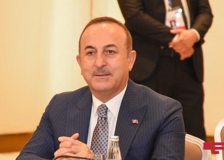Mövlud Cavuşoğlu Aİ-nin Ali Nümayəndəsinə Ermənistanın sonuncu hücumu barədə məlumat verib