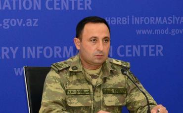 Anar Eyvazov: Döyüş bayrağını qoyub qaçan düşmənin iki yolu var, Ya torpaqlarımızdan çıxıb getməlidir, ya da...