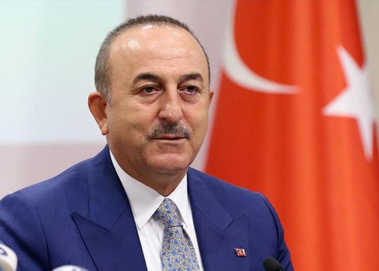 """Çavuşoğlu: """"Sülh ən çox Ermənistanın lehinə olar"""""""