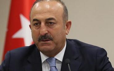 """Çavuşoğlu: """"Yunanıstanla bütün problemləri müzakirə etməyə hazırıq"""""""