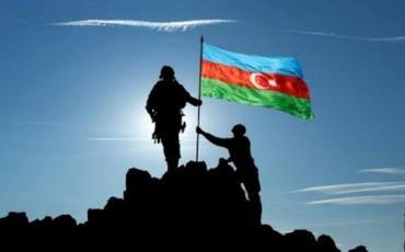 Azərbaycan bayrağı artıq Murovda dalğalanır