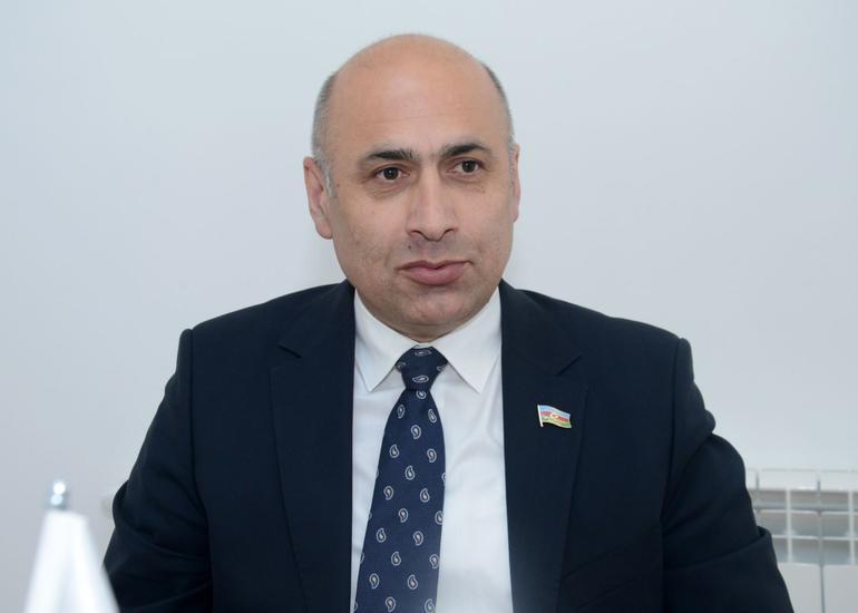 Deputat: Ermənistan BTC-ni hədəfə almaqla Avropa ölkələrinin də maraqlarına zərbə vurur