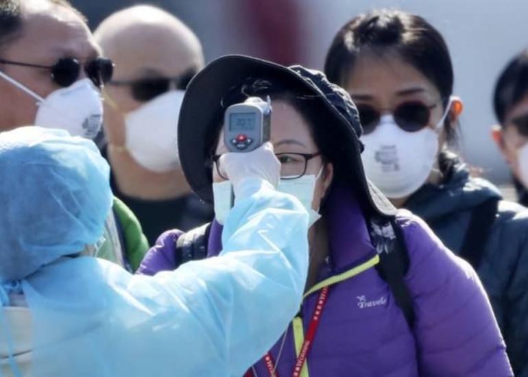 Qazaxıstanda koronavirusa daha 66 nəfər yoluxub