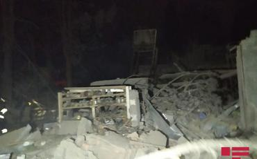 Prokurorluq: Düşmənin cəbhə zonasından kənarda yerləşən Gəncə şəhərini raket atəşinə tutması nəticəsində 5 nəfər həlak olub