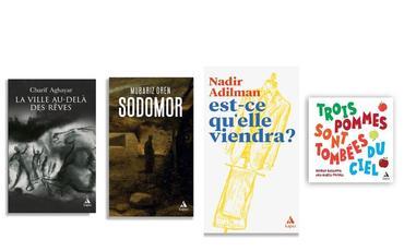 Azərbaycan yazıçılarının əsərləri Fransada çap edilib