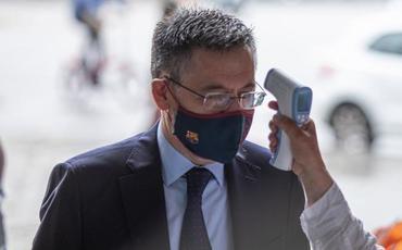 """""""Barselona""""nın prezidenti karantinə alınıb"""