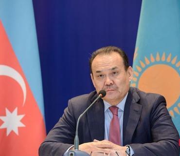 """Baş katib: """"Türk dünyası bu müharibədə Azərbaycanın yanındadır"""""""