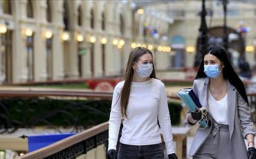 Rusiyada bir gündə 317 nəfər koronavirusun qurbanı oldu