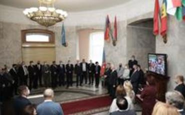 Belarusda MDB-nin İcraiyyə Komitəsində keçirilən tədbirdə Ermənistanın işğalçılıq siyasəti pislənilib