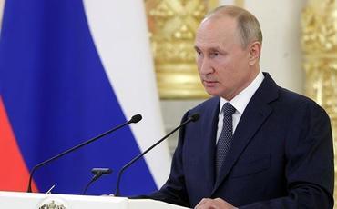 """Putin: """"Rusiya hər zaman təkcə Ermənistanla deyil, Azərbaycanla da xüsusi əlaqələrə malik olub"""""""