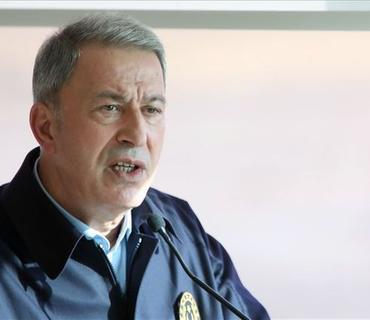 """Türkiyənin Müdafiə naziri: """"Ermənistan işğal etdiyi Azərbaycan torpaqlarını tərk etməlidir!"""""""