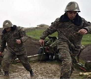 Ermənistan ordusunun şəxsi heyəti döyüşlərə girməkdən imtina edir - RƏSMİ