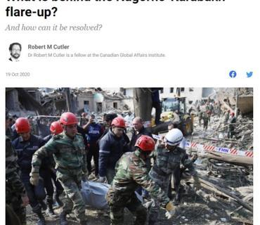 """""""Al Jazeera English"""" kanalının veb-saytında Dağlıq Qarabağla bağlı məqalə dərc olunub"""