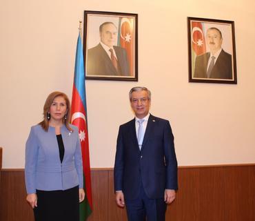 Ermənistanın dinc Azərbaycan əhalisini hədəfə alması cinayətdir - Özbəkistan səfiri