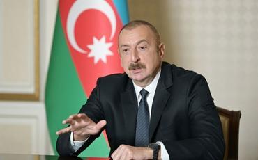 """Azərbaycan Prezidenti: """"Biz başqa ölkələrin müdaxilə etməsini istəmirik"""""""