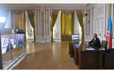 """Prezident İlham Əliyev: """"Cənubi Qafqaz regionunun dərindən inteqrasiya olunmasını istəyirəm"""""""