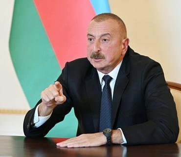 """Ali Baş Komandan: """"Biz təkbaşına vuruşuruq, təkbaşına!"""""""