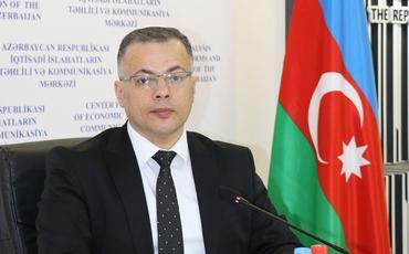 """Vüsal Qasımlı: """"Qarabağ Azərbaycanda iqtisadi artımın yeni drayveri olacaq"""""""
