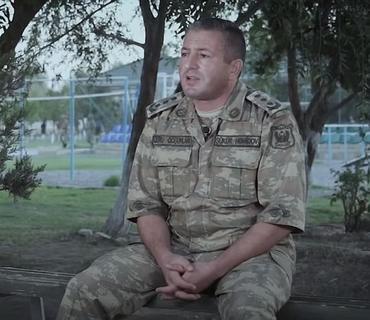 """Zamin Məmmədov: """"İlk baxışdan sadə görünən bu insanın daxili aləmi o qədər zəngindir ki... """""""