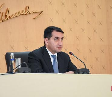 """Prezidentin köməkçisi: """"Ermənistan ordusunun Bərdəyə raket hücumu nəticəsində ölənlər arasında bir azyaşlı var"""""""