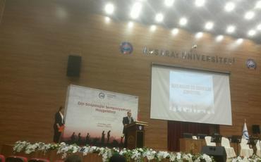 İlahiyyat İnstitutunun müəllimi Beynəlxalq Simpoziumda onlayn iştirak edib