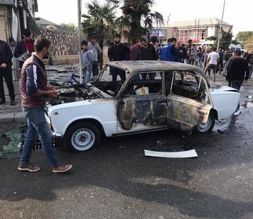 XİN: Ermənistan bəşəriyyətə qarşı cinayət törədir