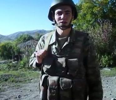 Azərbaycan Ordusu inamla irəliləyir