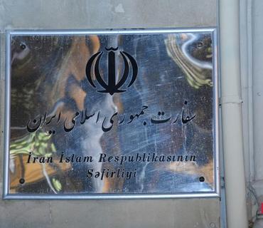 İran səfirliyi: Günahsız insanlara hücum etmək hərbi cinayətidir