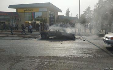 BQXK-nin könüllüsü Bərdədə humanitar dəstək verərkən öldürülüb - Hikmət Hacıyev