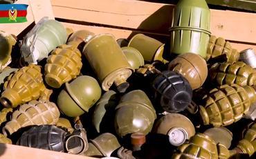 MN: Ordumuz qarşısında dayana bilməyən düşmən öz texnikalarını qoyub qaçır