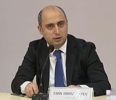 """Emin Əmrullayev: """"Ali təhsil müəssisələrində tətil müddəti kompensasiya ediləcək"""""""