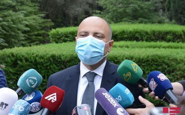"""Anar Kərimov: """"Biz Şuşaya mədəniyyətimizi yox, mədəniyyəti gətiririk"""""""