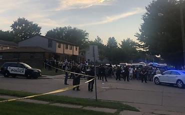 ABŞ-ın Viskonsin ştatında 8 nəfəri silahla yaralayan yeniyetmə saxlanılıb