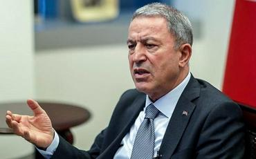 """Hulusi Akar: """"Bəzi problemlər Türkiyə-ABŞ münasibətlərinə kölgə salıb"""""""