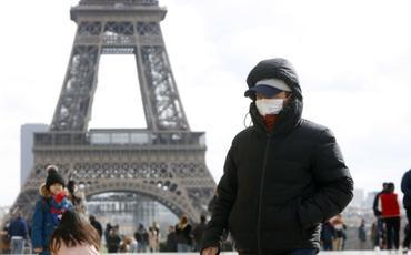 Fransada ötn sutka koronavirusdan 500 nəfər ölüb